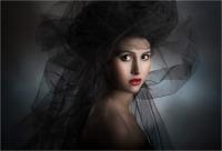 "Tambè Giuseppe \""The girl of the veils (2019) - Immagini digitali CL - Truciolo d\'Oro"