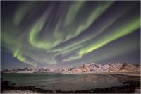 """Bodoardo Vanda Teresa """"Paesaggio norvegese"""" (2020)"""