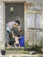 """Brega Giulio """"Il bagno 2"""" (2020)"""