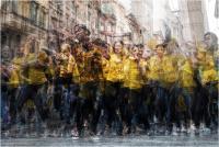 """Buttieri Fabio """"People on the move 1"""" (2018)"""