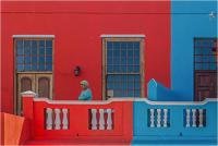 "Cella Roberto ""Red and blue"" (2019)"