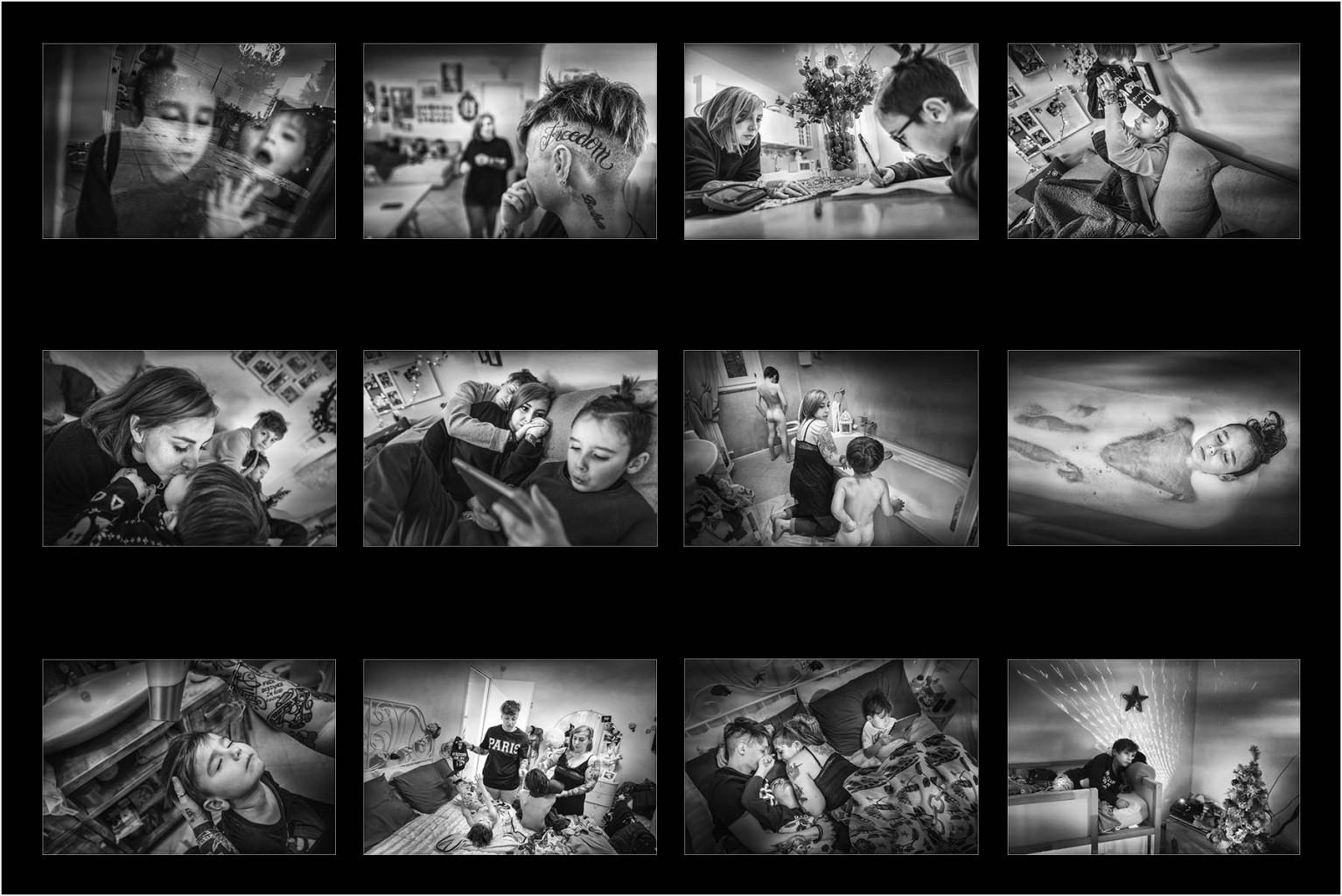 "Falsetto Massimiliano ""Metamorfosi familiare"" (2020) - Sez. Portfolio (LB)"