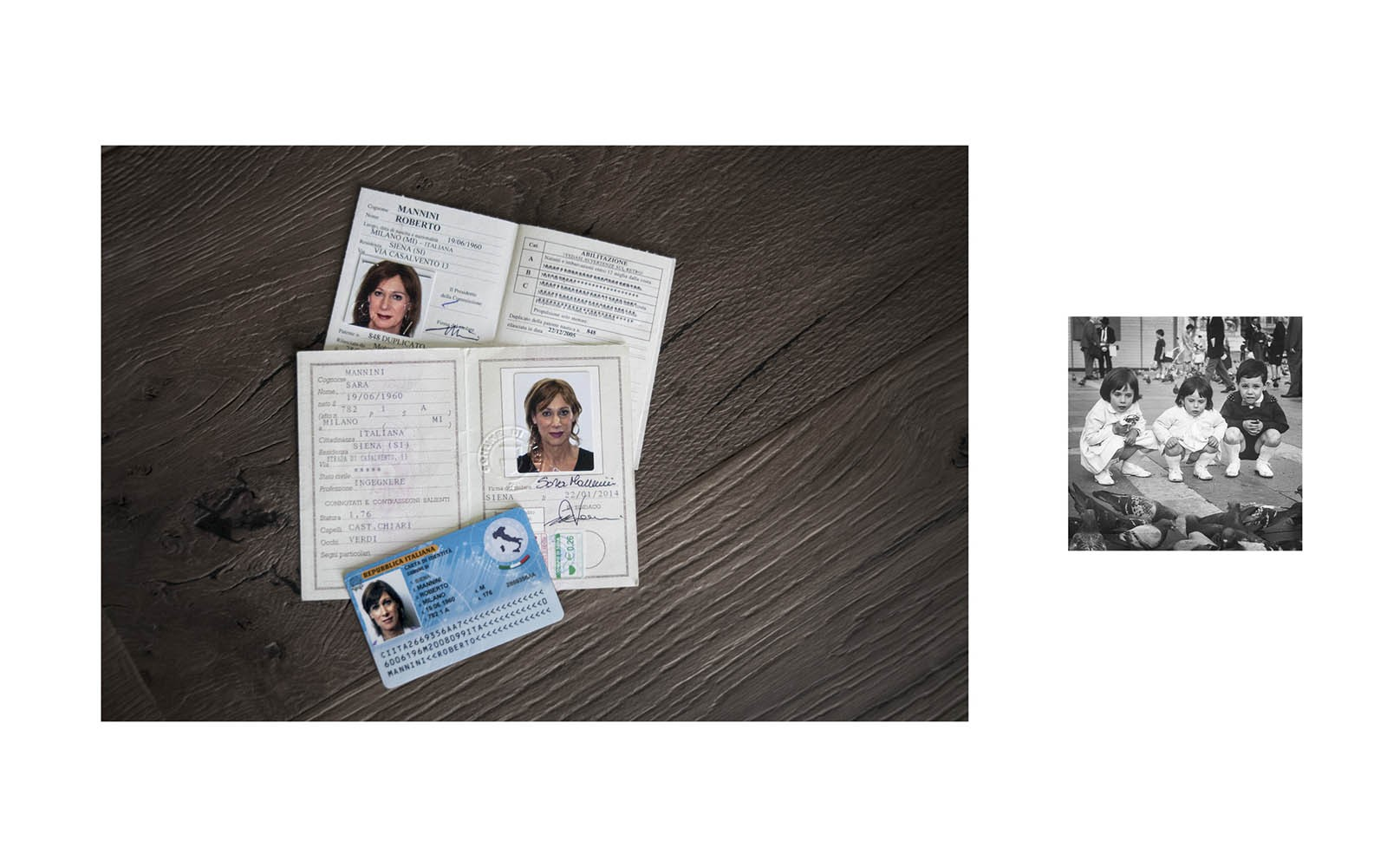 "Gianni Lombardini ""Codice D.I.G. 302.85 06"" (2018) - Sez. Portfolio (LB)"