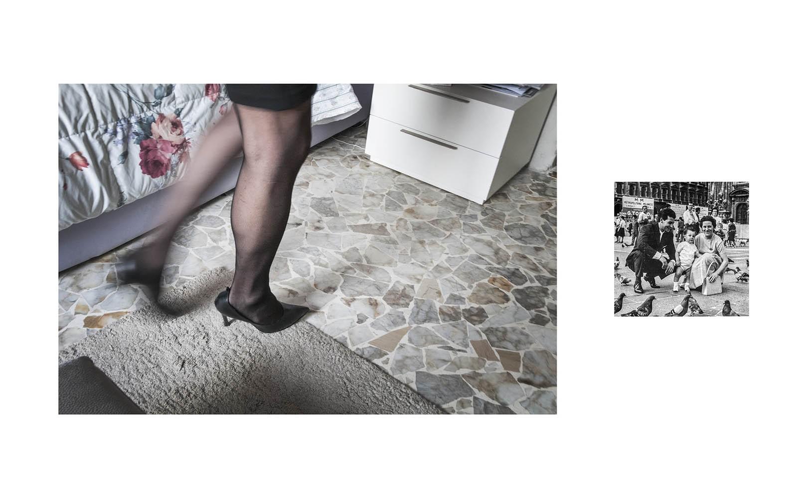 "Gianni Lombardini ""Codice D.I.G. 302.85 09"" (2018) - Sez. Portfolio (LB)"