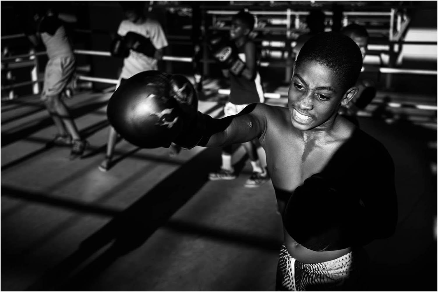 """Marcone Marco """"Escuela de boxeo"""" (2020) - Sez. IP Sport (SP)"""