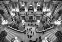 Andronico Claudio - Paris - Opera Garnier - Grand Stairs (2021)