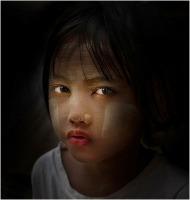 Cardonati Luciano - Bambina birmana (2021)
