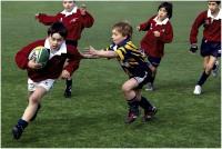 Carlini Fabrizio - Rugby giovanile (2019)