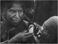 """Gino Marasso """"Indios del Titicaca"""" - Sez. BN Cat. Ritratto e Figura Ambientata BN Premio ex-aequo"""