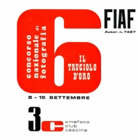 6° Truciolo d'Oro 1974 copertina