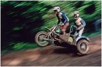 """Giuseppe Balla """"Sidecarcross"""" - Premio Miglior Opera Sportiva"""