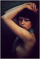 """Ugo Veggiani """"Ritratto n° 3"""" - Sez. Diapositive a Colori Cat. Ritratto e Figura 3° Premio ex-aequo"""