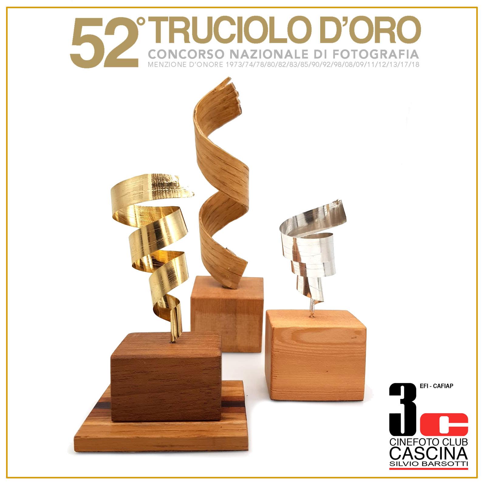 52° Truciolo d'Oro – i vincitori